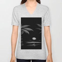 """""""Moontime"""" Unisex V-Neck"""