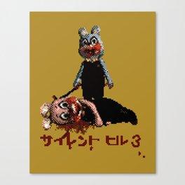 Robbie Canvas Print