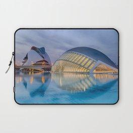 CALATRAVA | architect ARCHITECTURE | City of Arts and Sciences III Laptop Sleeve