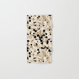 Pattern Dots Hand & Bath Towel
