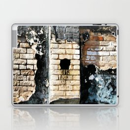 Hole In The Wall, Leaking Laptop & iPad Skin