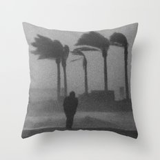 salmo (warning! a lot of noise, grain and sand) Throw Pillow
