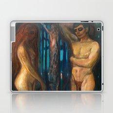 Metabolism by Edvard Munch Laptop & iPad Skin