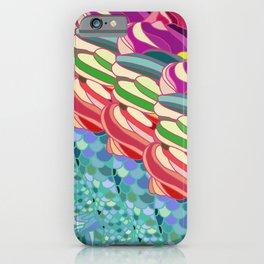 Mermaid Ice Cream iPhone Case