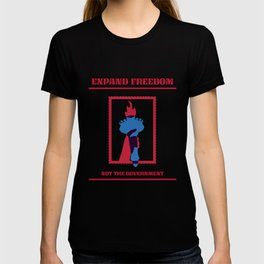 Expand Freedom T-shirt