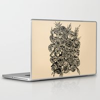 wedding Laptop & iPad Skins featuring Wedding Flowers  by Felicia Cirstea