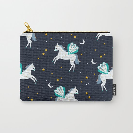 Space Pegasus Carry-All Pouch