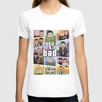 gta v T-shirts featuring Lego Gta Mashup Breaking Bad by Akyanyme