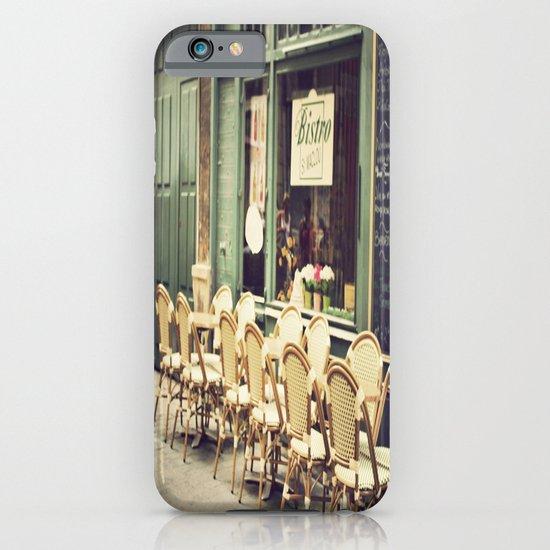 Le petit café iPhone & iPod Case