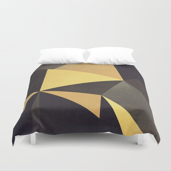 Abstract #94 Duvet Cover