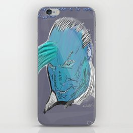 Norberto  iPhone Skin