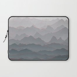 Mountains of Madness I Laptop Sleeve