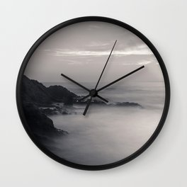 Martian Beach Wall Clock