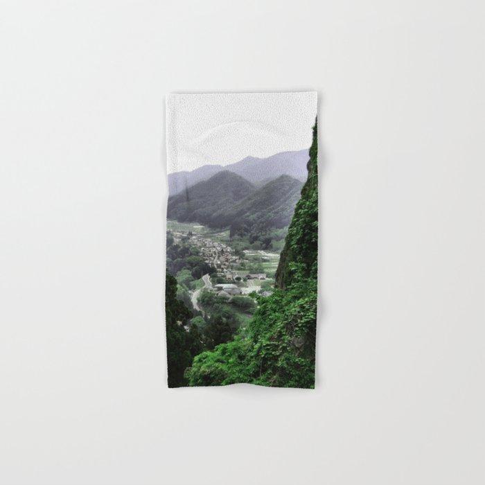 The Valley (Japan) Hand & Bath Towel