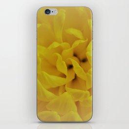 Misty Flower iPhone Skin