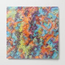 Playing colors Metal Print