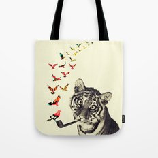 This is Not a Tiger Tote Bag