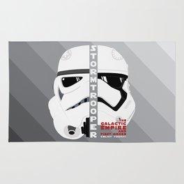 Stormtrooper Enlist Today Rug