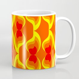 Flames Coffee Mug