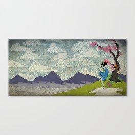 II Canvas Print