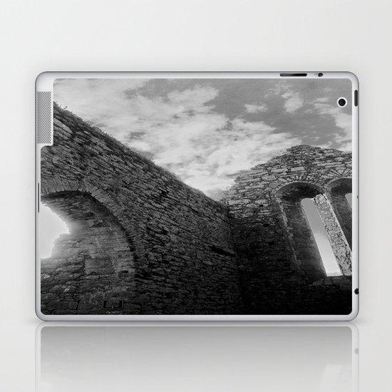 Corcomeroe Abbey Arch Laptop & iPad Skin