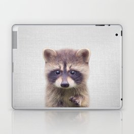 Raccoon - Colorful Laptop & iPad Skin