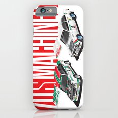 70's Machines Slim Case iPhone 6s