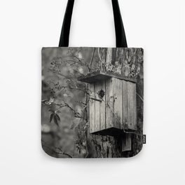 Farewell cold days  Tote Bag