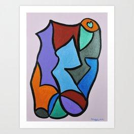"""Legs"" Art Print"