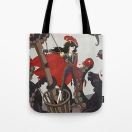 Nautical Matador Tote Bag