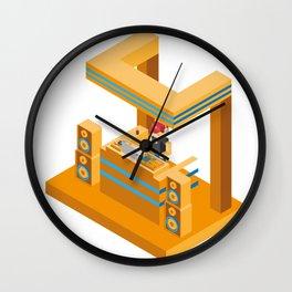 Mr. Dj Wall Clock