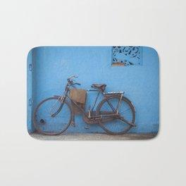 Indian Bicycle Bath Mat