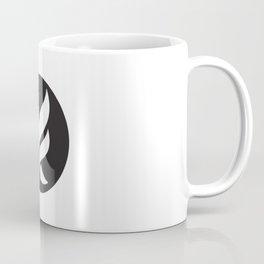 LFN b&w logo Coffee Mug