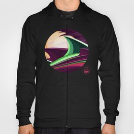 The Wave and The Dragon Hoody