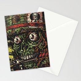 VietZombie Comic Stationery Cards