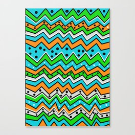 TRIBU Canvas Print
