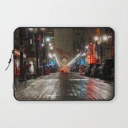 Downtown Calgary Laptop Sleeve