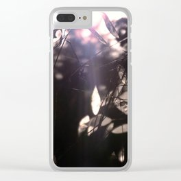 Honesty Clear iPhone Case