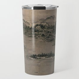 View of Ama-no-Hashidate Travel Mug