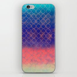 Lays Colors Redux Invert iPhone Skin