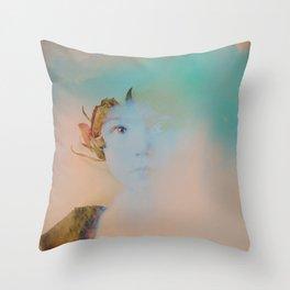 Memory04 Throw Pillow