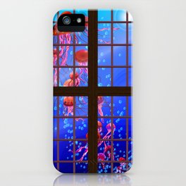 Window Jelly 1 iPhone Case