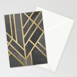 Art Deco Geometry 1 Stationery Cards