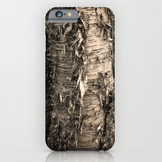 Life's a Birch iPhone & iPod Case