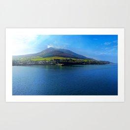 Slieve Foye | Carlingford Lough Art Print