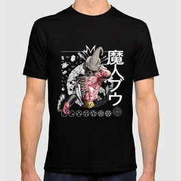 MAJIN SKULL T-shirt
