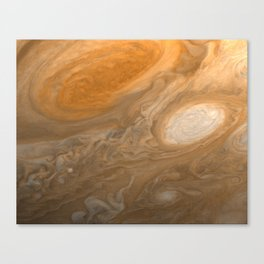 Great Red Spot Canvas Print