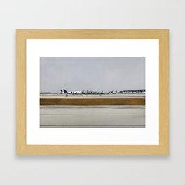 LGA: 2/16/13 - Exterior Framed Art Print
