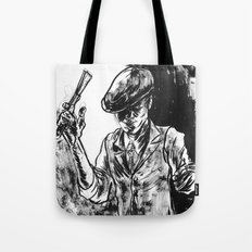 One Armed Gangster Tote Bag