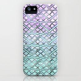MERMAID Glitter Scales Dream #2 #shiny #decor #art #society6 iPhone Case